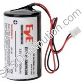 0-102710 Visonic Radio Bell Battery