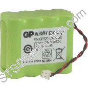 0-9912-L PowerMax Plus Panel Battery