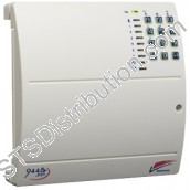 09448eur-90 Scantronic 6 Zone Plastic Control Panel with On-Board Keypad - Non Compliant