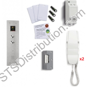 CSP-2/VR, 2 Way Combined Door Entry kit with Proximity Reader
