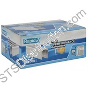 11893510 Rapid 28/10 Staples, Silver (Box of 5000)