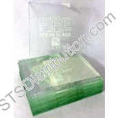 14112-09 Spare Glass for 34000 MCP (Pack of 10) -  BS 5839 Version