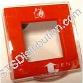 14112-49EN 34000 Hinged Cover with Drilled Front Moulding - EN54-11 Version