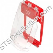 SG-F-R	Smart+Guard Call Point Cover for Flush Call Points, Red
