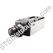 DC-B3303X 3MP Box Camera, No-Lens, True WD