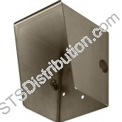 29600-206 Apollo Stainless Steel Weathershield for Standard Flame Detector