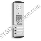 BLP106-3 Bell System - 3 Button Bellini Surface Audio Entry Panel with Keypad