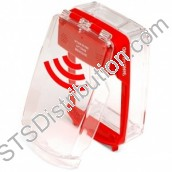 SG-SS-R	Smart+Guard Call Point Cover for Surface Call Points c/w Integral Sounder, Red