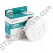 ei208wrf Carbon Monoxide Alarm (Battery operated) with Wireless Interconnection