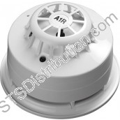55000-196APO AlarmSense A1R Heat Detector (RoR) and Sounder Base