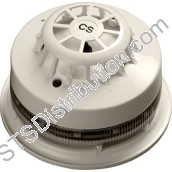 55000-199APO AlarmSense CS Heat Detector (Fixed Temperature) and Sounder Beacon Base