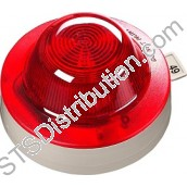 XP95 Loop-Powered Beacon, Red Lens - requires 45681-210APO