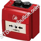 55100-940APO XP95 I.S. Manual Call Point, Red, Surface - KAC Style