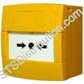 55100-942APO XP95 I.S. Manual Call Point, Yellow, Surface - KAC Style