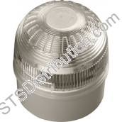 58000-007APO Discovery Open-Area Sounder Beacon, White