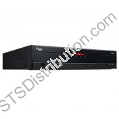 DR-6216PS DirectIP 16CH NVR, HDMI/VGA, e-Sata, Built in 16 PoE Switch