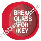 STI-6720	Small Key Box with Printed Glass
