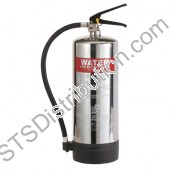 WSFEX6J	Fire Extinguisher 6Ltr Water, Stainless Steel