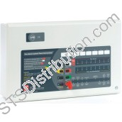 CFP704-4 CFP Standard 4 Zone Control Panel, Surface