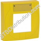 704952 Yellow Fascia for S4-34807