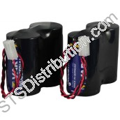 760SB Alkaline Battery Pack (Pair) for 760ES