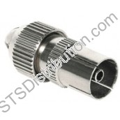 766.086UK Coaxial Socket