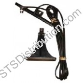 797reur-00 Scantronic 1/2 Wave Collinear Antenna with 3m Coax Cable (for internal & external use)