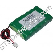 7.2V1500mAh 7.2V 1500mAh Ni-MH Battery Pack - GP (BT5750)