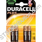 AAADURPLUS AAA Alkaline Battery (Pack of 4) - Duracell Plus