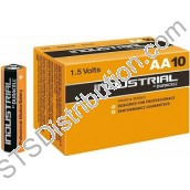 AADURPRO-10 AA Alkaline Battery (Box of 10) - Duracell Procell