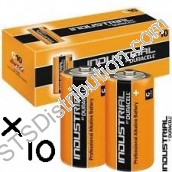 AADURPRO-100 AA Alkaline Battery (Pack of 100) - Duracell Procell (10 x 10)