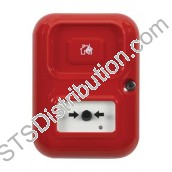 STI-AP-2-R-A	Alert Point Lite (Red) with House / Flame Logo