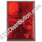 BCMB/RD/DUMMY CQR Multibox Dummy Backplate, Red