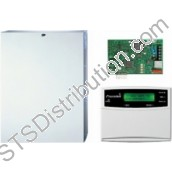 KIT-0008 Premier Elite 24 Metal 8-24 Zone Panel c/w LCD-P Keypad + COM2400 (Grade 3)