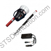 461-1-001	Cordless Heat Detector Test Kit, 1-Baton