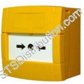 K20SYS-11	KAC 2-Position Keyswitch, Key Removable, Yellow, NO FUNCTION MARKING