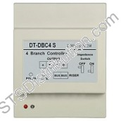 CDV-DBC4A 2Easy Bus Splitter (required for each 4 handsets or door stations)
