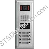CDV-MW8ID 2Easy 8-Way Door Station, Flush