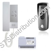 CDV17-DSH2 2Easy 1-Way Audio Door Entry Kit