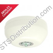 CHQ-CB/RL Hochiki ESP Ceiling VAD, Ivory Body, Red LEDs - requires YBN-R/3 or YBO-R/SCI