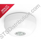 CHQ-CB(WHT)/WL Hochiki ESP Ceiling VAD, White Body, White LEDs - requires YBN-R/3(WHT) or YBO-R/SCI(WHT)