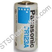 CR123-PAN CR123A Lithium Battery – Panasonic