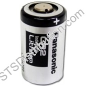 CR2-PAN CR2 3V Lithium Battery - Panasonic