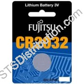 CR2032-FUJ CR2032 3V Lithium Battery - Fujitsu
