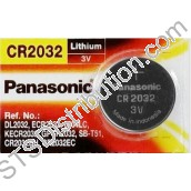 CR2032-PAN CR2032 3V Lithium Battery - Panasonic
