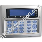 DBD-0129 Premier Elite Surface Keypad, Satin Chrome