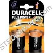 DDURK D Alkaline Battery (Pack of 2) - Duracell