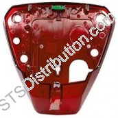 DELTA-BDR Deltabell Dummy Backplate, Red