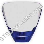 DELTAE-BB Deltabell E Backplate with Strobe, Single Piezo, Blue (Grade 2)