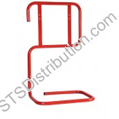 DRS	Double Tubular Stand, Red